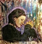 Veronica - 8' x 8' - Fountain Art Fair